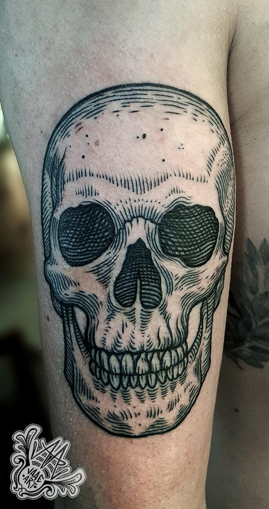 grabado-skull-calavera