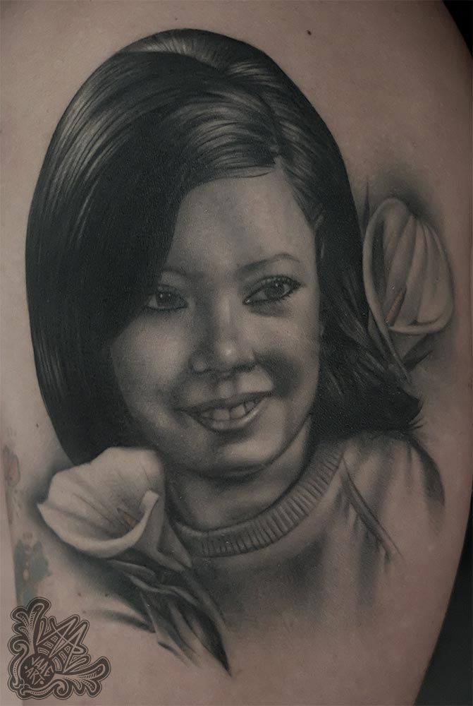 retrato-portrait-mother-motherportrait-sixtiesportrait-tattoo-tattooportrait