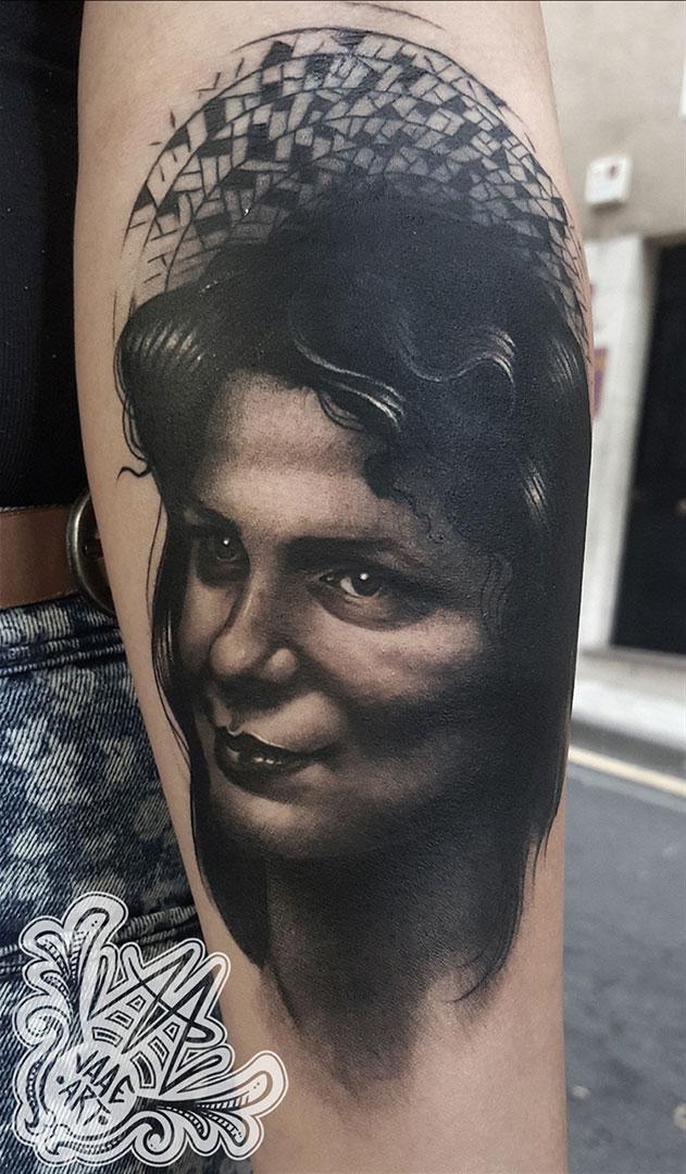 abuela tatto