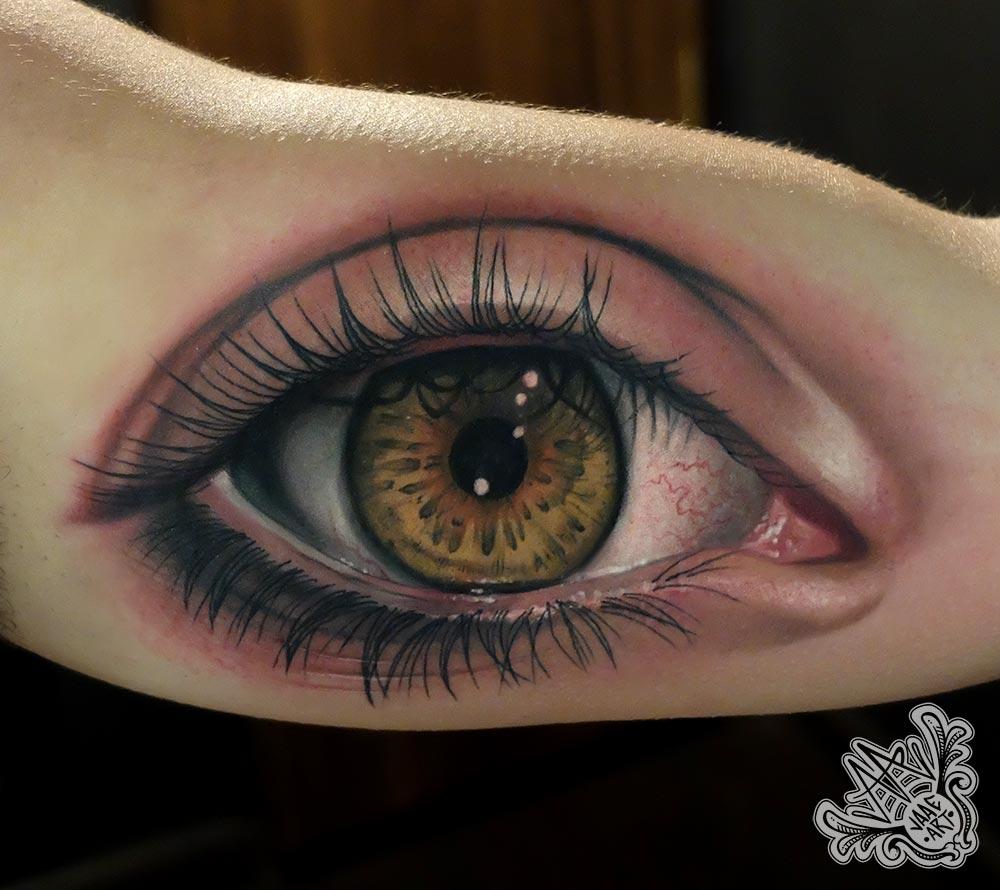 realistic-real-ojo-eye