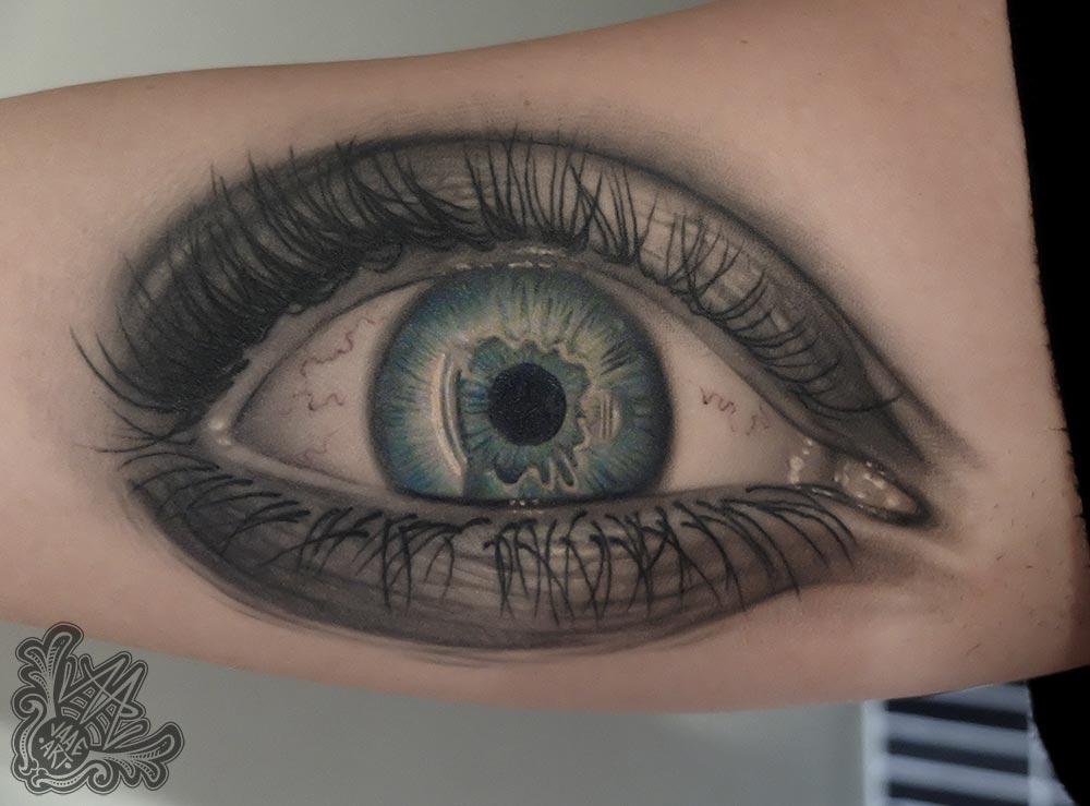 ojo-realistic-eye-realisticeye-eyetattoo