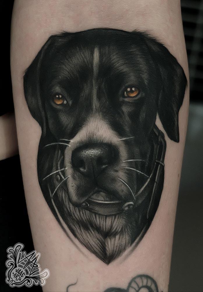 portrait-dog-retrato-perro-mascota-retratomascota-mascotatttoo-dogtattoo