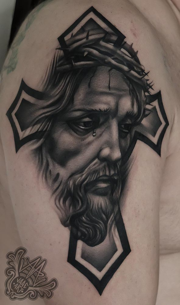 cristo-cruz-cristocruz-jesus-jesusnazaret-nazaret-jesuscristo-biblia-religion-tattoocristo