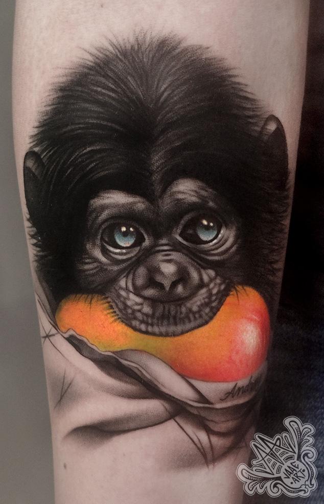 mono-chimpance-monkey-chimp-monkeytattoo-mango-blackandgreytattoos-primate-babymonkey-fkirons-xionfkirons-silverbackink